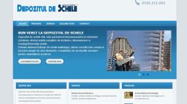 Depozitul de Schele