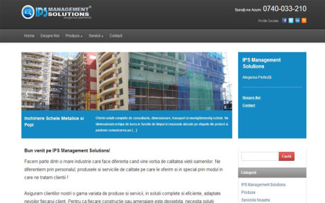 IPS Management Solutions