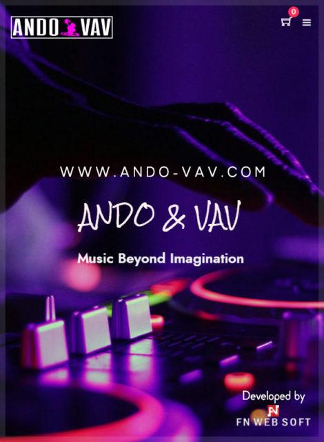 Ando & VaV – Music Beyond Imagination